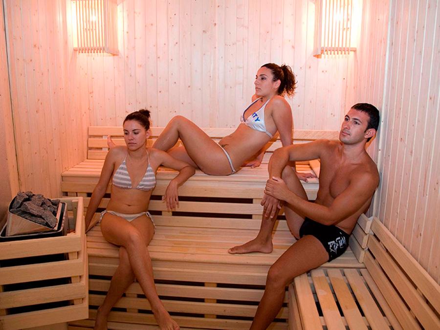 Spa Club Jerez (Sauna)