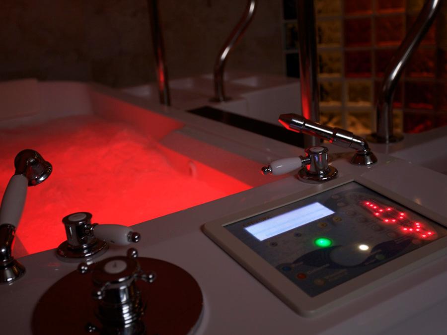 Spa Vilegy (Bañera de Hidroterapia)